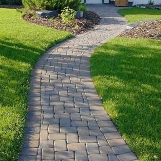Stunning Garden Path and Walkways Design to Beautify Your Garden 54