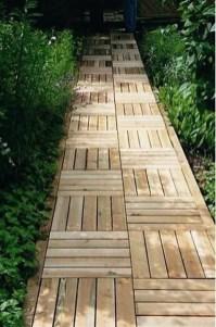 Stunning Garden Path and Walkways Design to Beautify Your Garden 55