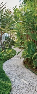 Stunning Garden Path and Walkways Design to Beautify Your Garden 57