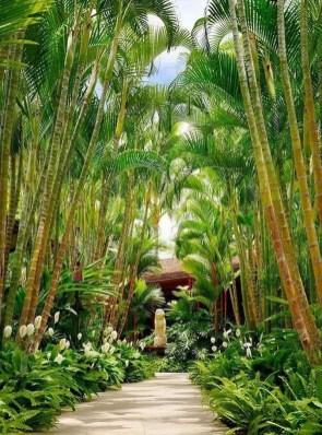 Stunning Garden Path and Walkways Design to Beautify Your Garden 59