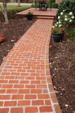 Stunning Garden Path and Walkways Design to Beautify Your Garden 62