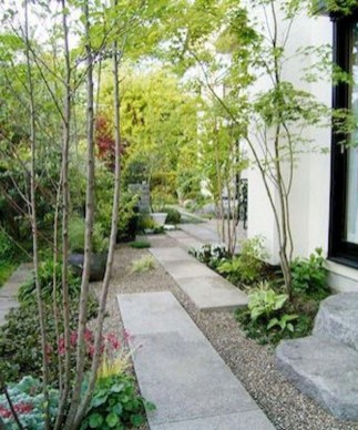 Stunning Garden Path and Walkways Design to Beautify Your Garden 76