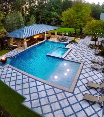 Top Trends Small Pools for Your Backyard 11