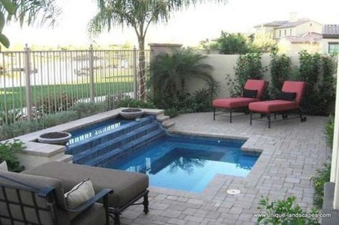 Top Trends Small Pools for Your Backyard 20