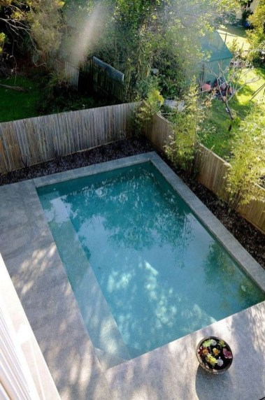 Top Trends Small Pools for Your Backyard 25