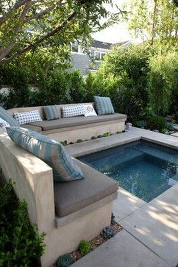 Top Trends Small Pools for Your Backyard 42