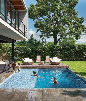 Top Trends Small Pools for Your Backyard 60