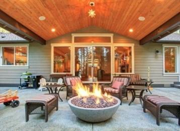 Wonderful Outdoor Firepit Ideas 35