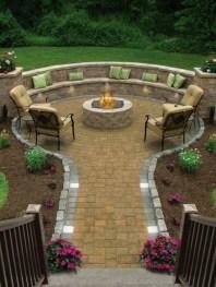 Wonderful Outdoor Firepit Ideas 49