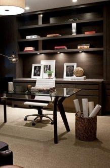 47 Interior Design 2019 for Decorating Your Comfortable Home Office 01