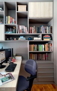 47 Interior Design 2019 for Decorating Your Comfortable Home Office 03