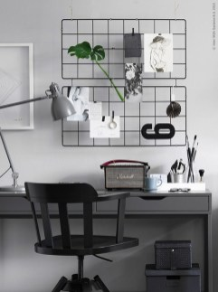 47 Interior Design 2019 for Decorating Your Comfortable Home Office 05