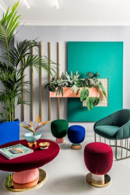 47 Interior Design 2019 for Decorating Your Comfortable Home Office 06