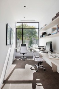 47 Interior Design 2019 for Decorating Your Comfortable Home Office 12