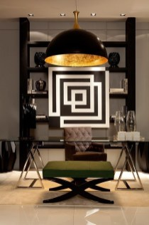 47 Interior Design 2019 for Decorating Your Comfortable Home Office 21