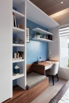 47 Interior Design 2019 for Decorating Your Comfortable Home Office 32