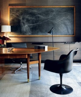 47 Interior Design 2019 for Decorating Your Comfortable Home Office 39