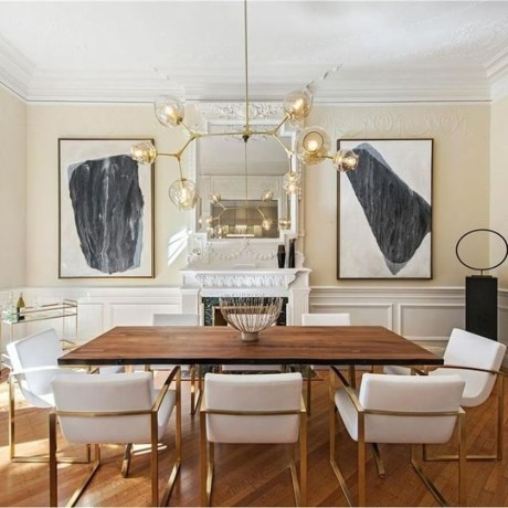 Amazing Design for Creating the Perfect Dining Room 15