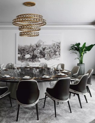Amazing Design for Creating the Perfect Dining Room 71
