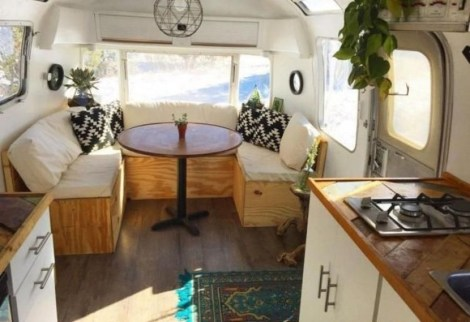 Amazing RV Decorating Designs and Project That You Have To Try 01