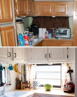 Amazing RV Decorating Designs and Project That You Have To Try 03
