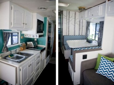 Amazing RV Decorating Designs and Project That You Have To Try 15