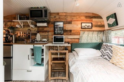 Amazing RV Decorating Designs and Project That You Have To Try 24