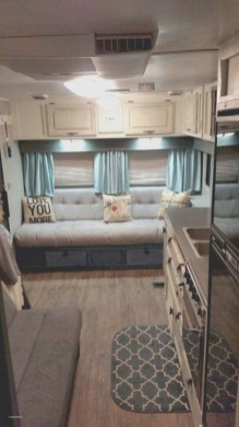 Amazing RV Decorating Designs and Project That You Have To Try 27