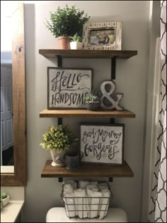 Amazing Rustic Farmhouse Decor Ideas on A Budget 10