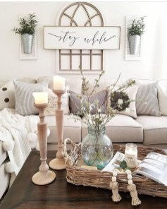 Amazing Rustic Farmhouse Decor Ideas on A Budget 26