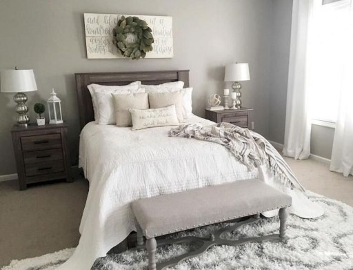 Amazing Rustic Farmhouse Decor Ideas on A Budget 33