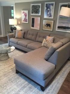Amazing Small Living Room Design to Make Feel Bigger 25