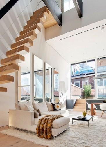 Amazing Small Living Room Design to Make Feel Bigger 32
