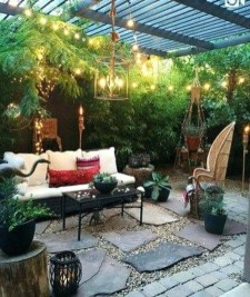 Beautiful Small Backyard Patio Ideas On A Budget 14