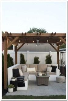 Beautiful Small Backyard Patio Ideas On A Budget 17