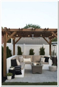 Beautiful Small Backyard Patio Ideas On A Budget 17