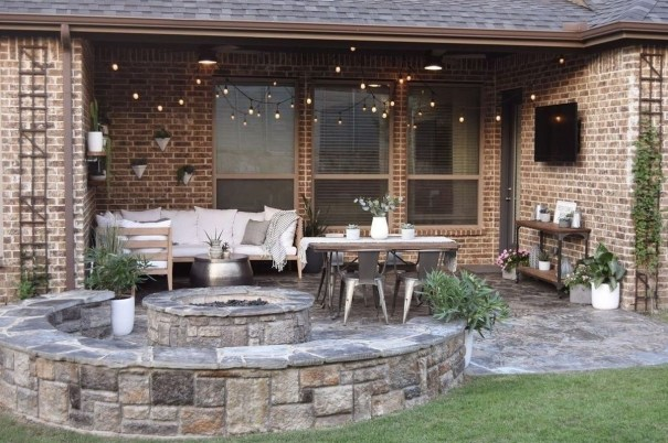 Beautiful Small Backyard Patio Ideas On A Budget 27