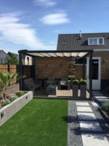 Beautiful Small Backyard Patio Ideas On A Budget 40
