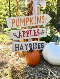 Best Fall Pallet Projects and Design for Your Home on a Budget 36
