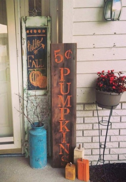 Best Fall crafts Projects and Design to Welcome The Fall This Year 34