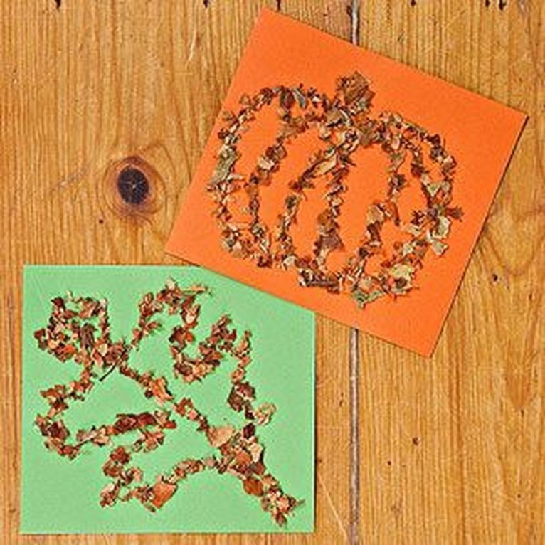 Best Fall crafts Projects and Design to Welcome The Fall This Year 35