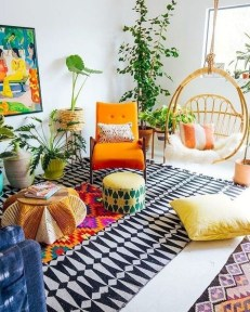 Bohemian Decorating Ideas and Projects to Perfect Your Bohemian Style 47