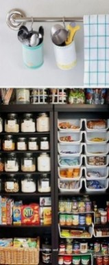 Cheap DIY Organization For Kitchen That You Must Try 08