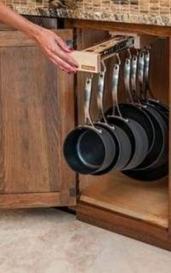 Cheap DIY Organization For Kitchen That You Must Try 16