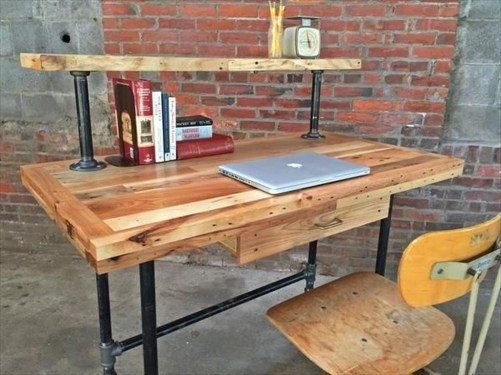 Creative DIY Desk Ideas That You Must try 24