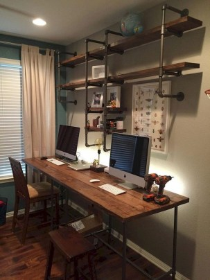 Creative DIY Desk Ideas That You Must try 39
