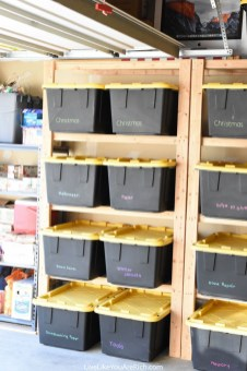 Easy DIY Garage Organization That Will Make Your Home Smell So Good This Fall 34