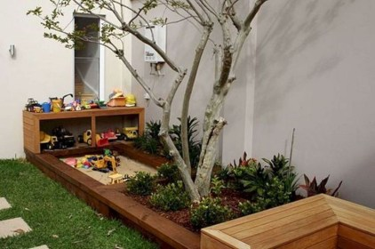 Fabulous DIY Projects To Make Small Backyard More Cozy 01