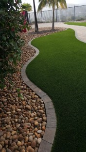 Most Amazing Side Yard Landscaping Ideas to Beautify Your Garden 49