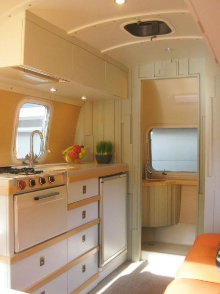 Perfect Travel Trailer Decorating To Make Your Trip Enjoyable 10